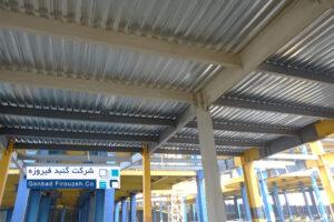 سقف عرشه فولادی در مقایسه با سقف یوبوت