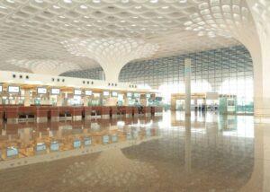 قالب وافل در فرودگاه هند